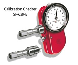 gage calibration checker equipment